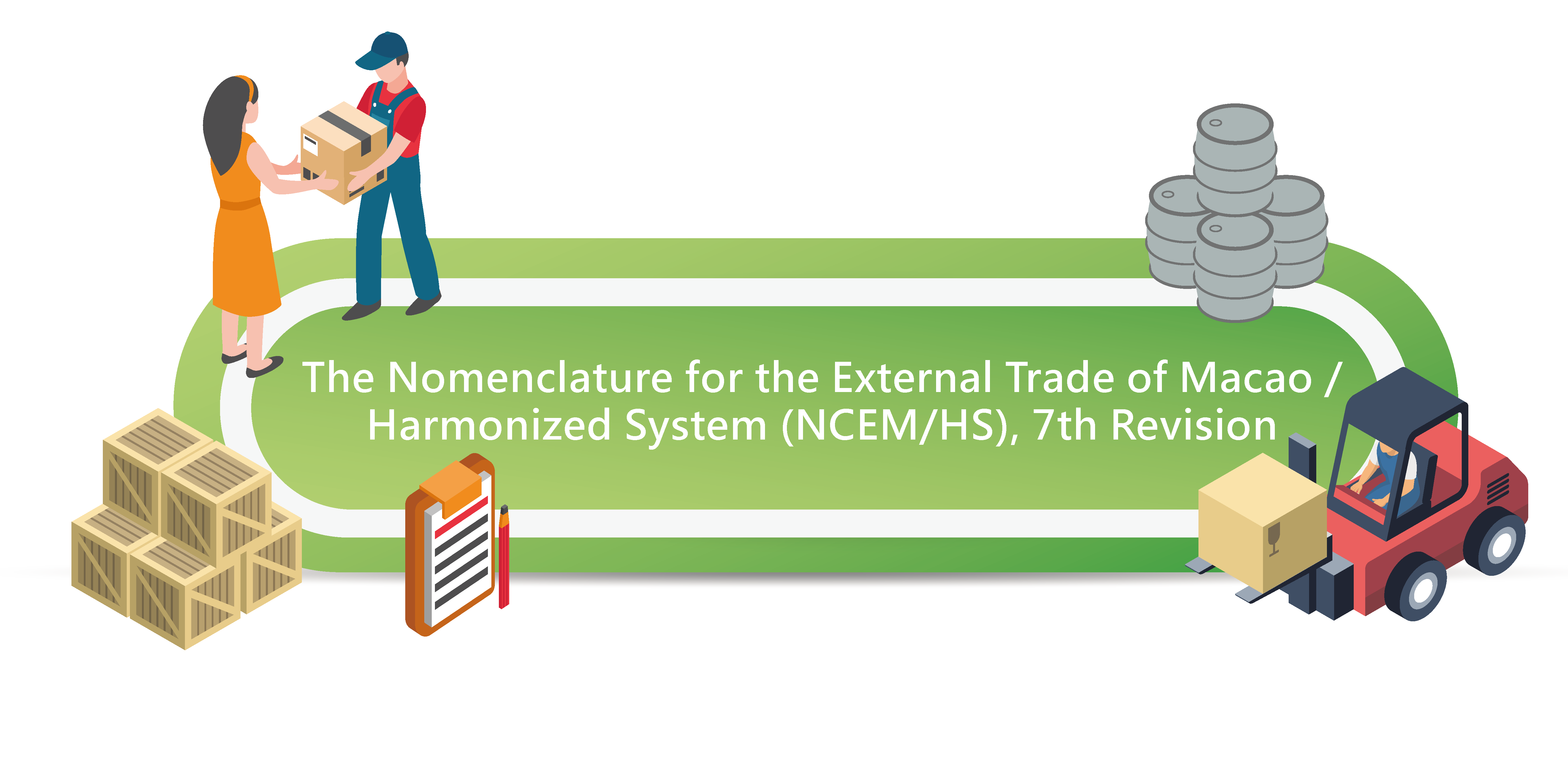 THE NOMENCLATURE FOR THE EXTERNAL TRADE OF MACAO/HARMONIZED SYSTEM