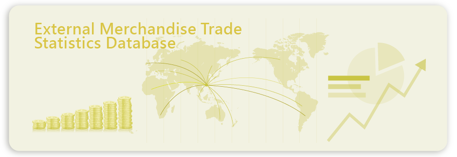 External Merchandise Trade Statistics Database